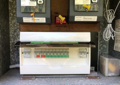 Arcadia switchboard upgrade