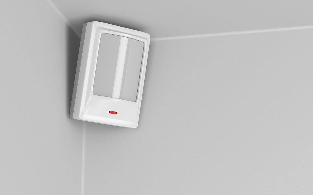 Why are motion sensors in a home so useful?